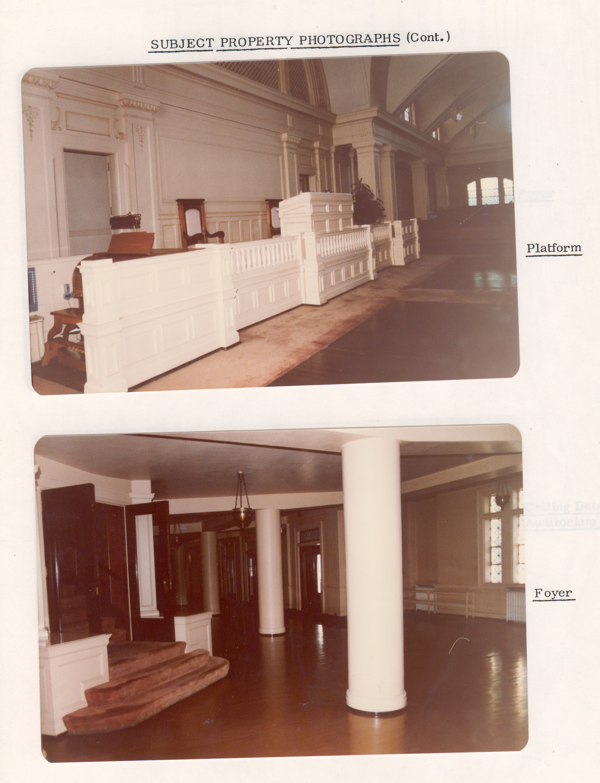 Wacker interior 4